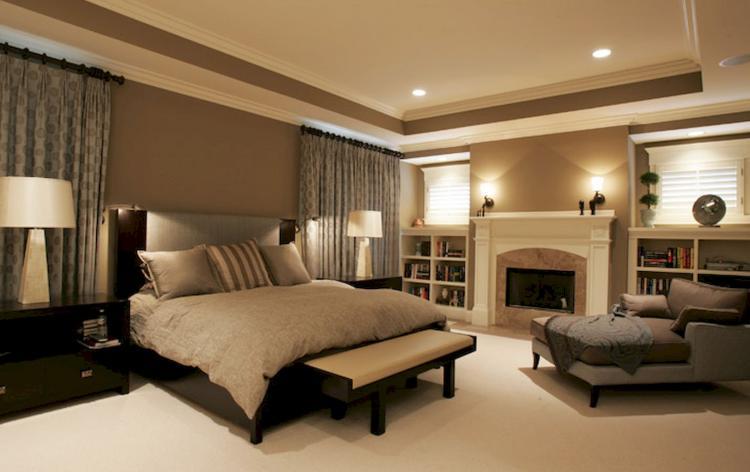 neutral bedroom design scheme presenting large   50+ Beautiful Neutral Master Bedroom Designs