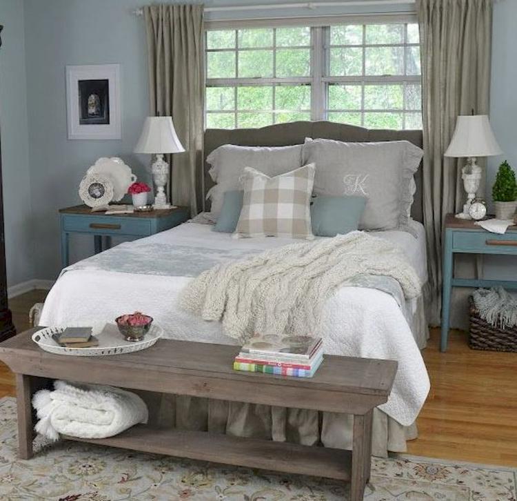 Modern Farmhouse Home Decor Ideas: 70 Best Modern Farmhouse Bedroom Decor Ideas