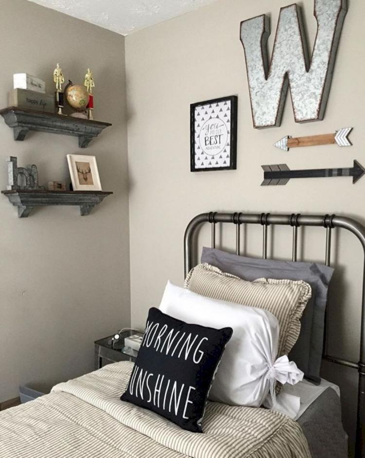 Modern Farmhouse Bedroom Decorating Ideas: 70 Best Modern Farmhouse Bedroom Decor Ideas