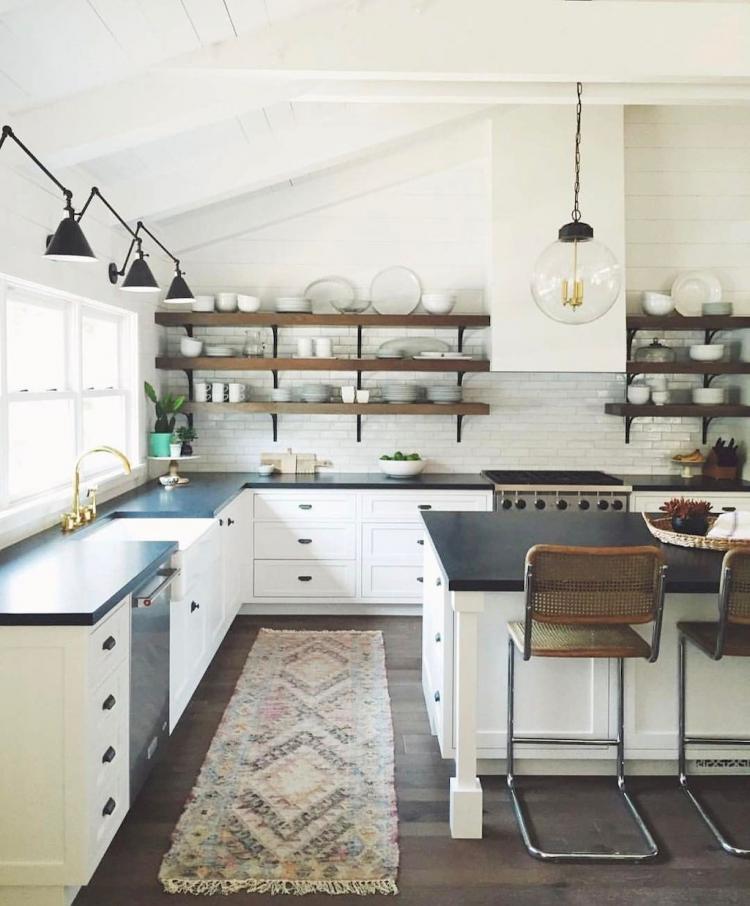 Best Modern Farmhouse Kitchen Decor Ideas