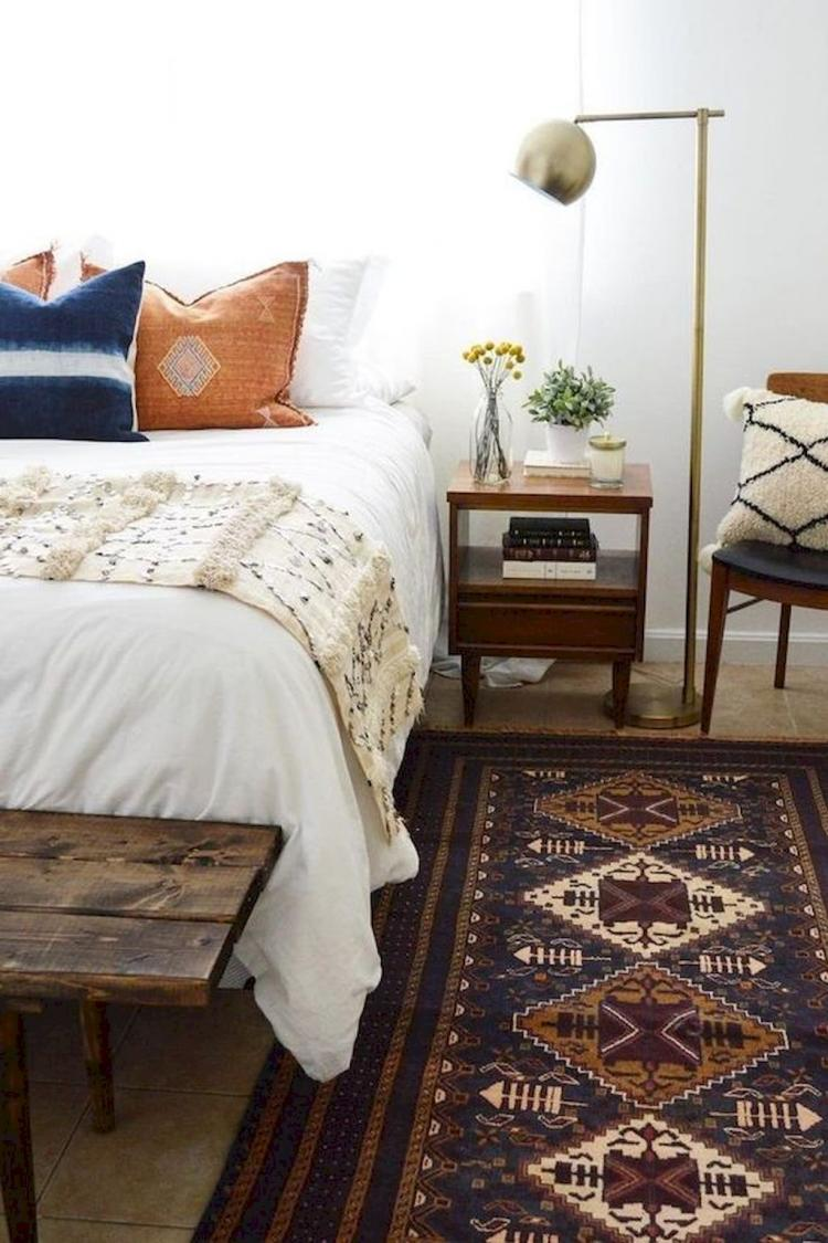 Modern Farmhouse Interior Design: 60 DIY Bohemian Bedroom Decor Ideas