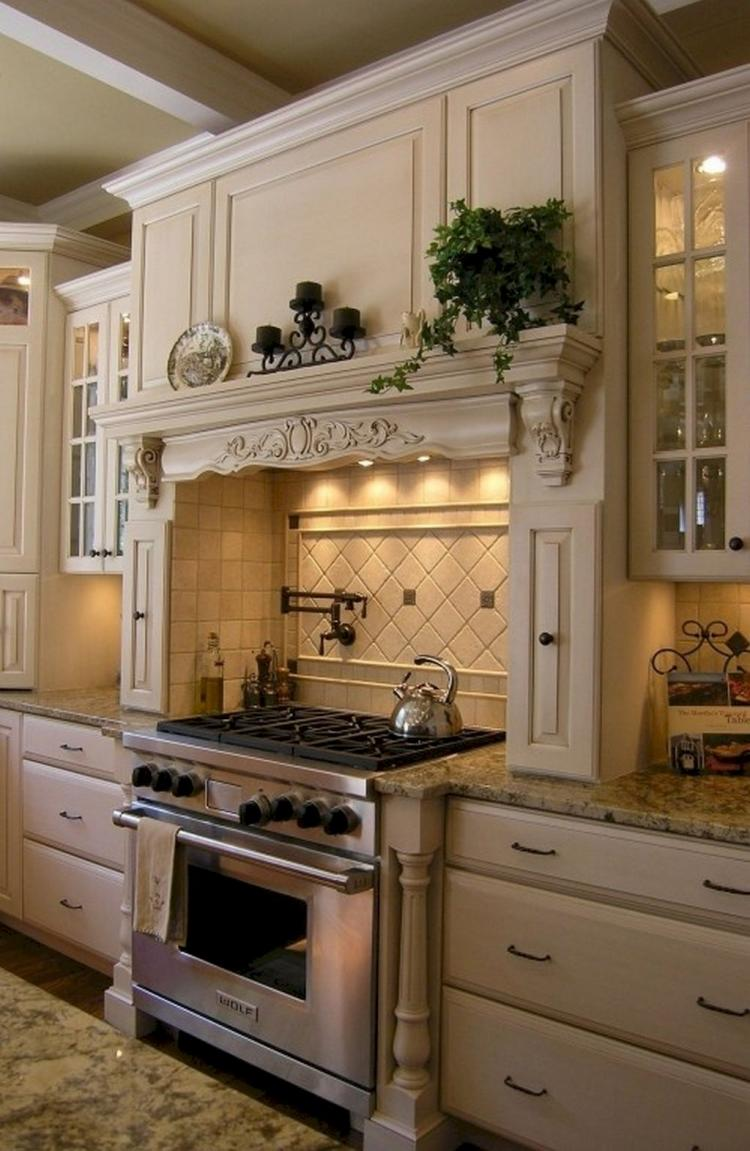 Beautiful Exterior Home Design Trends: 75 Modern French Country Kitchen Decorating Ideas