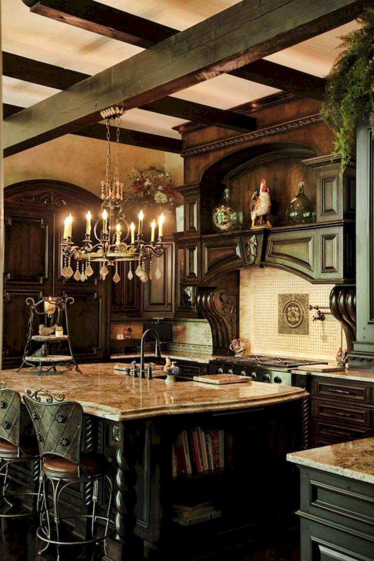 French Modern Kitchen Design Ideas ~ Modern french country kitchen decorating ideas