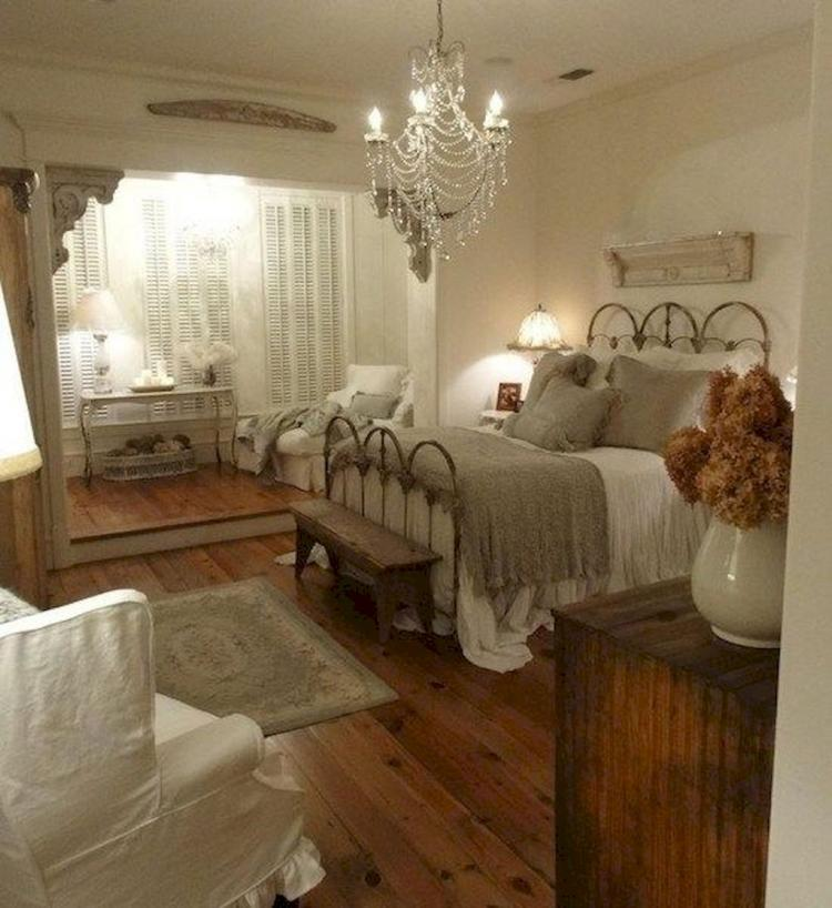70 Best Modern Farmhouse Bedroom Decor Ideas - Page 18 of 70