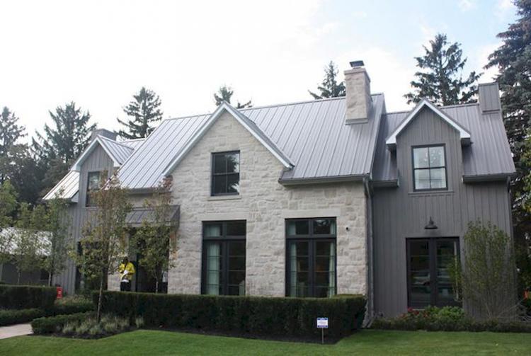 50 Modern Farmhouse Exterior Design Ideas
